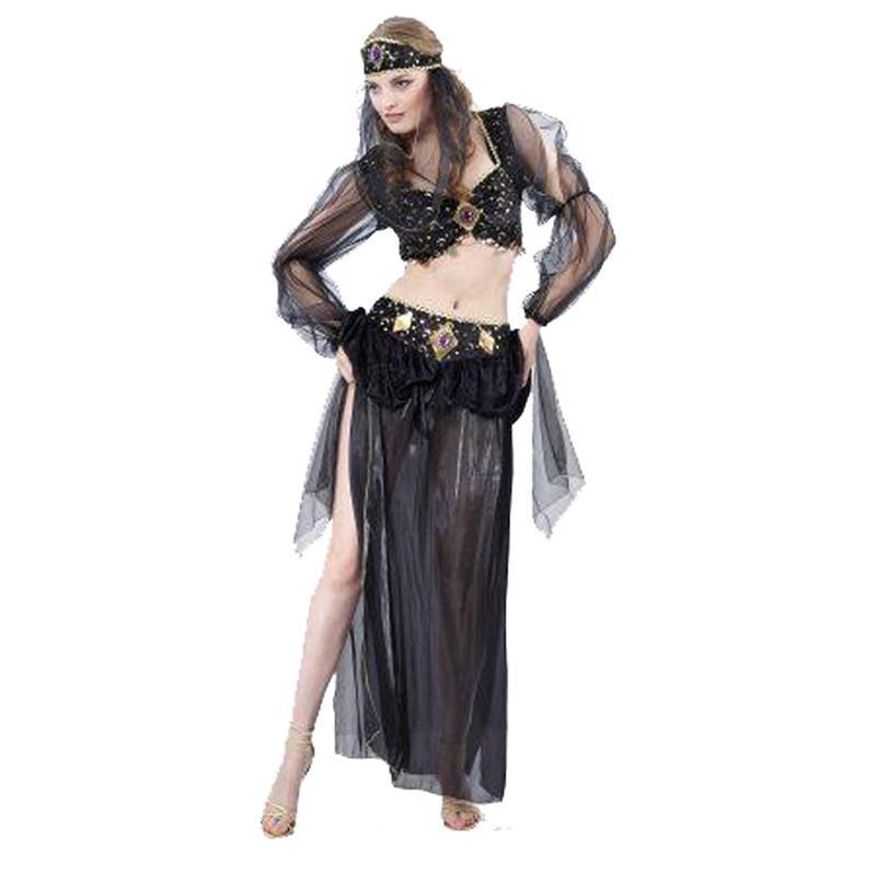 Disfarce Bailarina Egipcia Adulto T/U