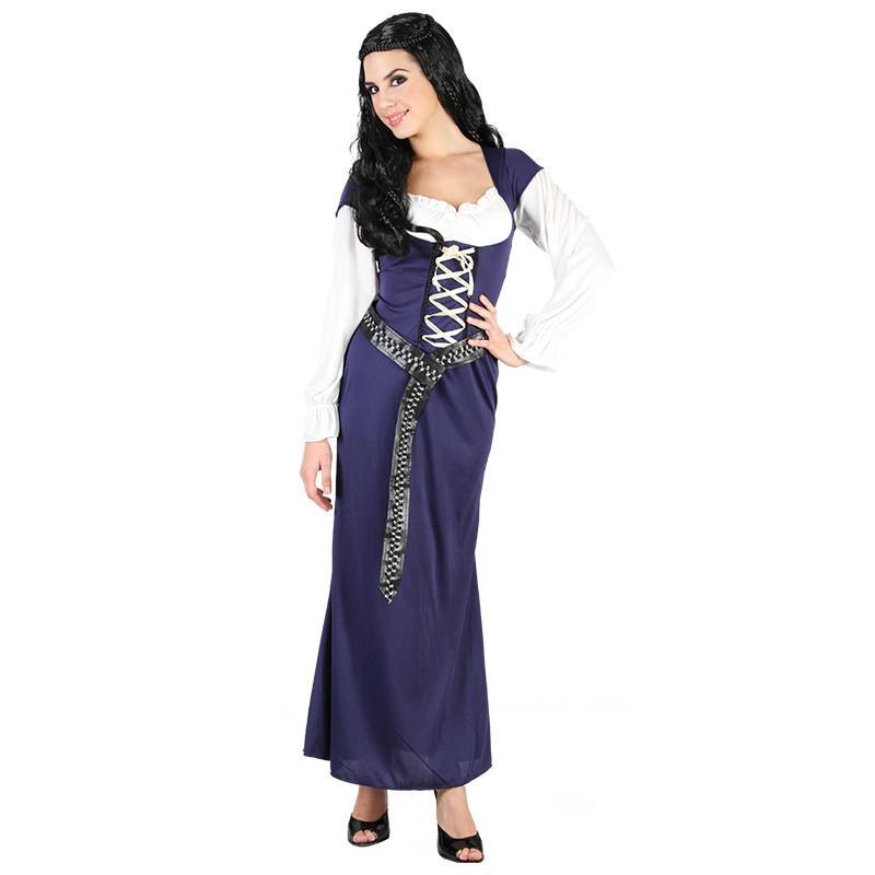 Disfarce Dama Medieval