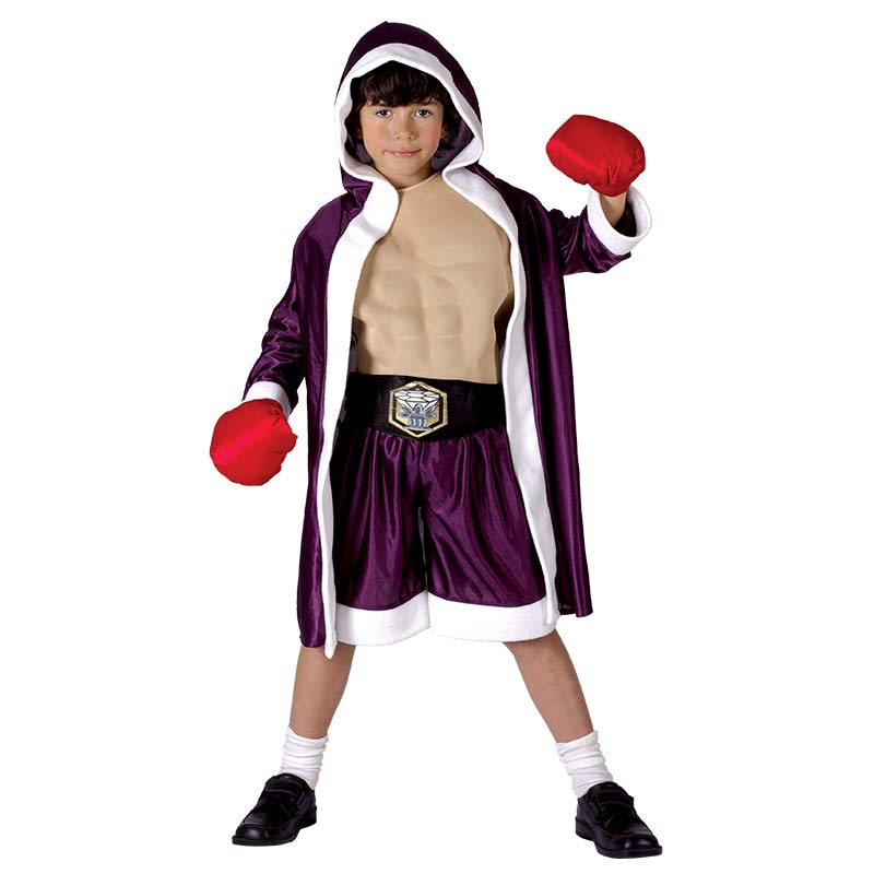 Disfarce Boxeador Inf