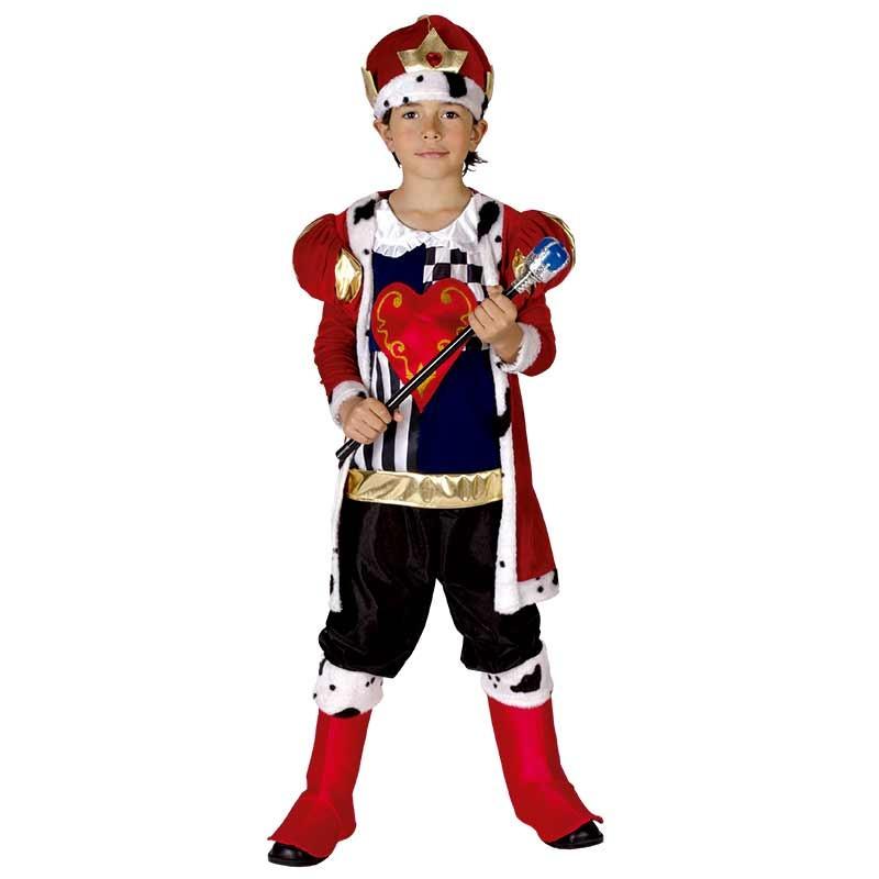 Carnaval Rei de Corações Infantil