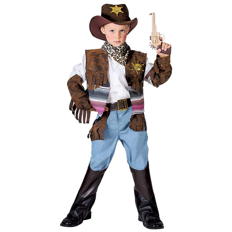 Disfarce Cowboy Inf