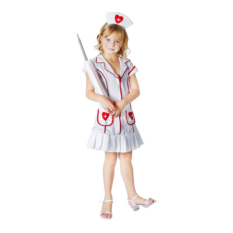 Carnaval Enfermeira Infantil