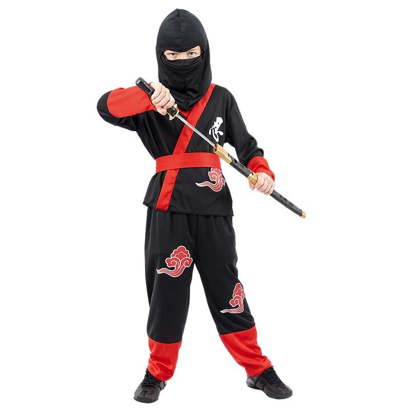 Disfarce Ninja Inf
