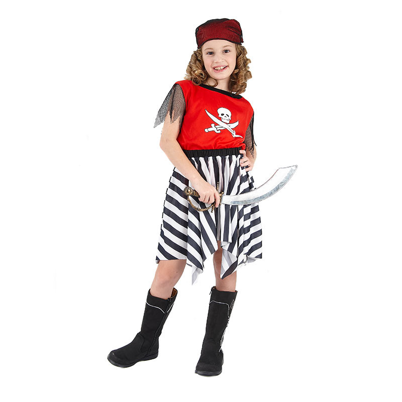 Disfarce Menina Pirata