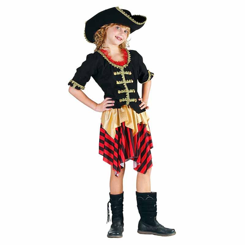 Disfarce Doce Pirata Inf