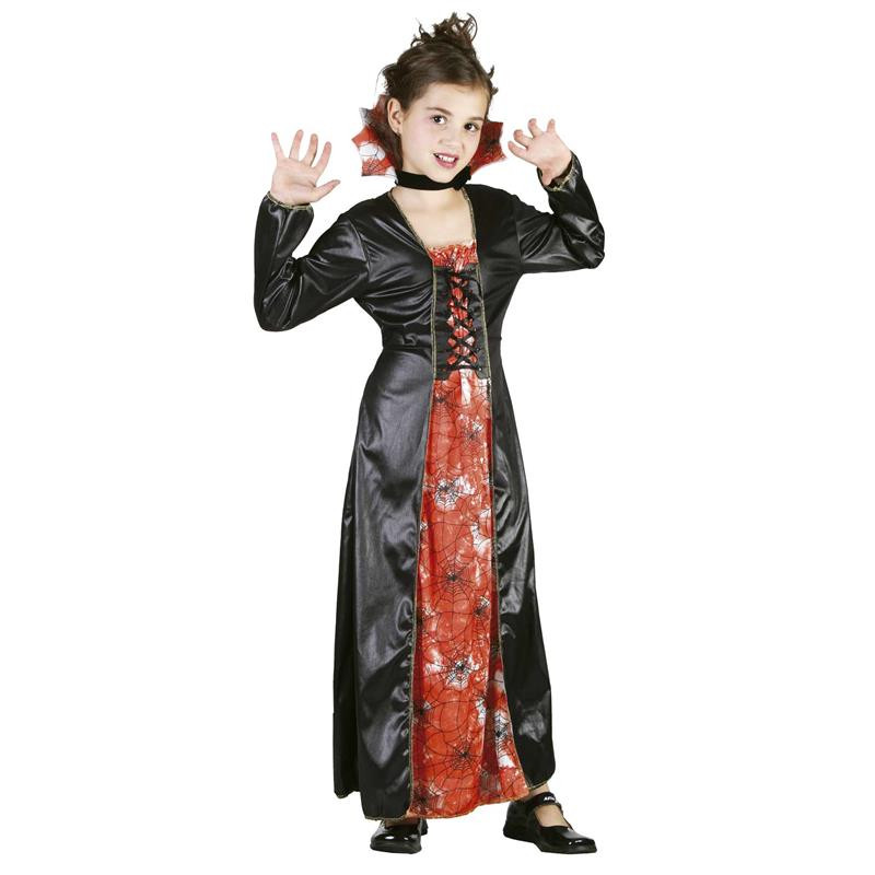 Disfarce menina Vampira infantil