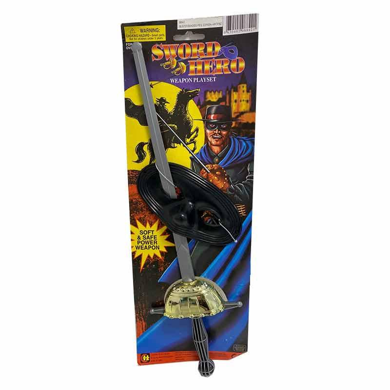 Espada Zorro Carnaval