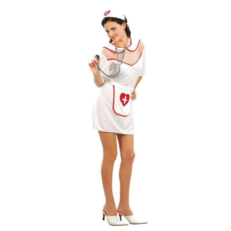 Disfarce Enfermeira Adulto T/U