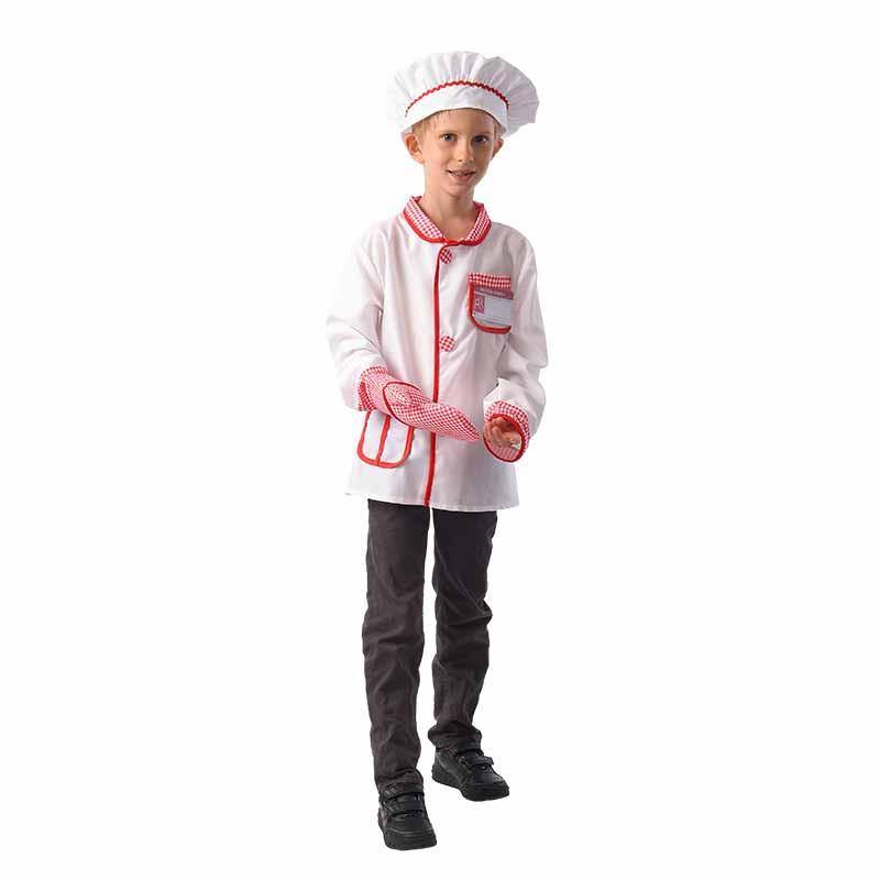 Disfarce de Cozinheiro infantil