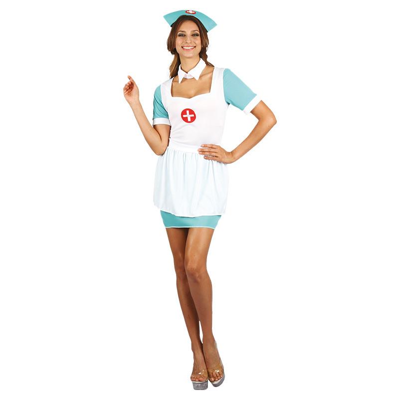 Disfarce Enfermeira Sexy Adulto T/U