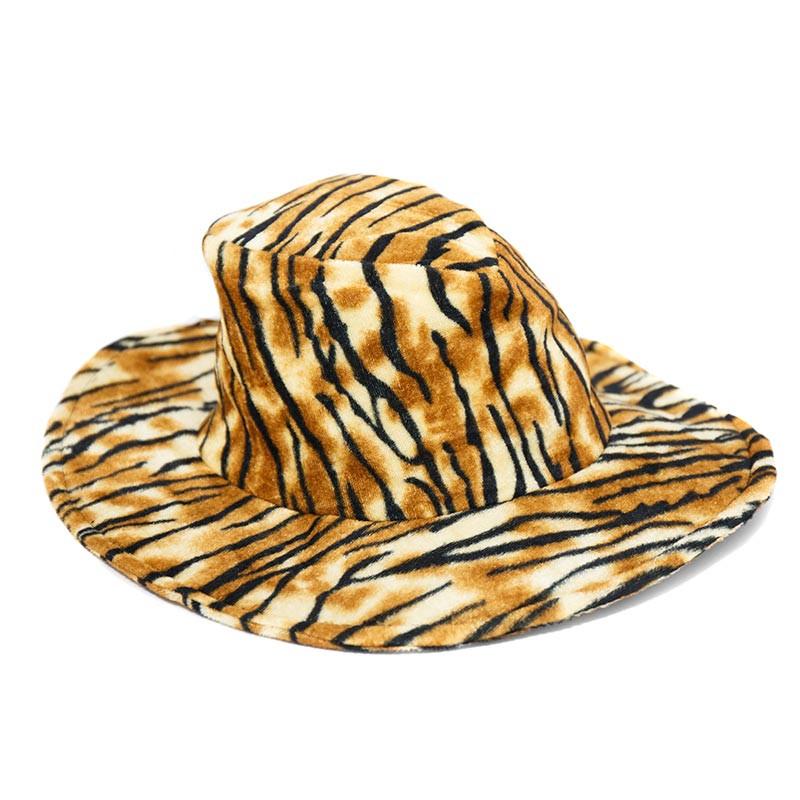 Chapéu Cowboy Tigre Carnaval