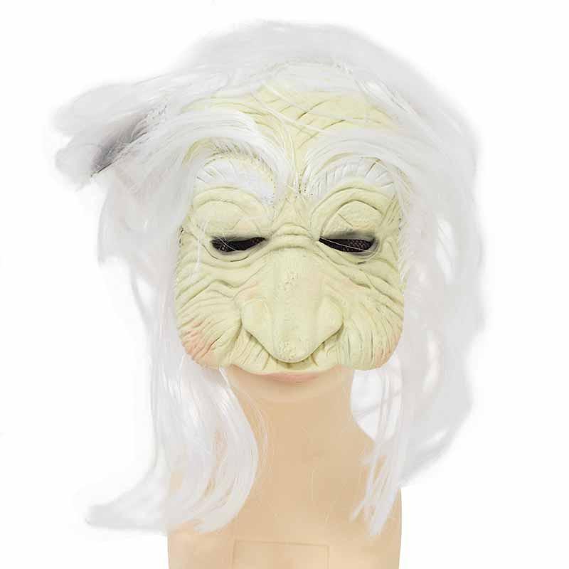 Mascara com cabelo