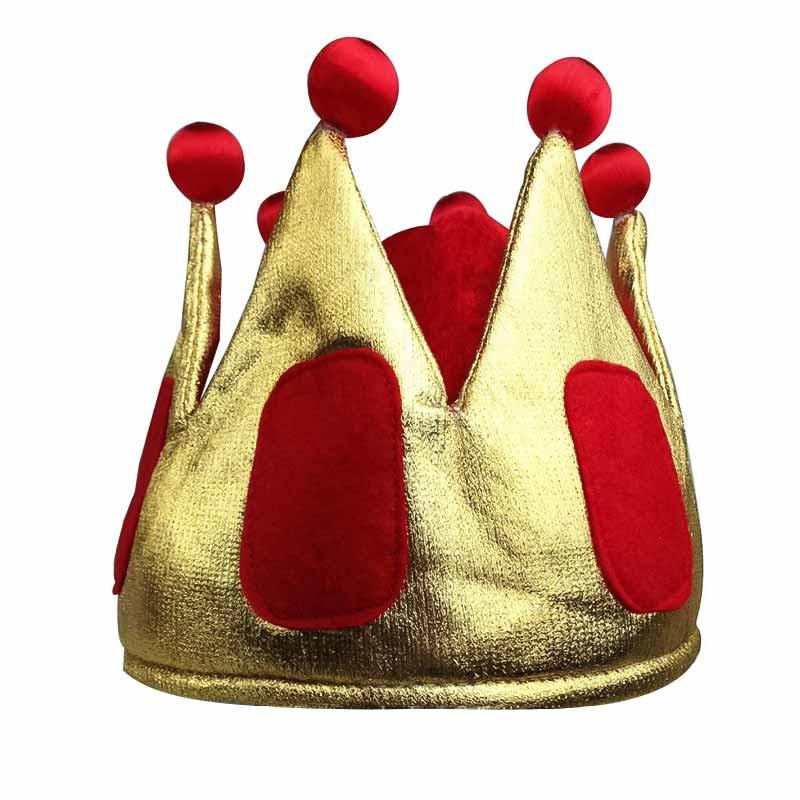 Coroa de Rei em tecido