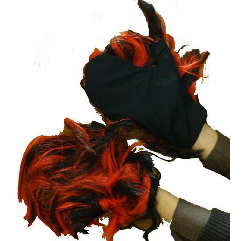 Luvas com pelo