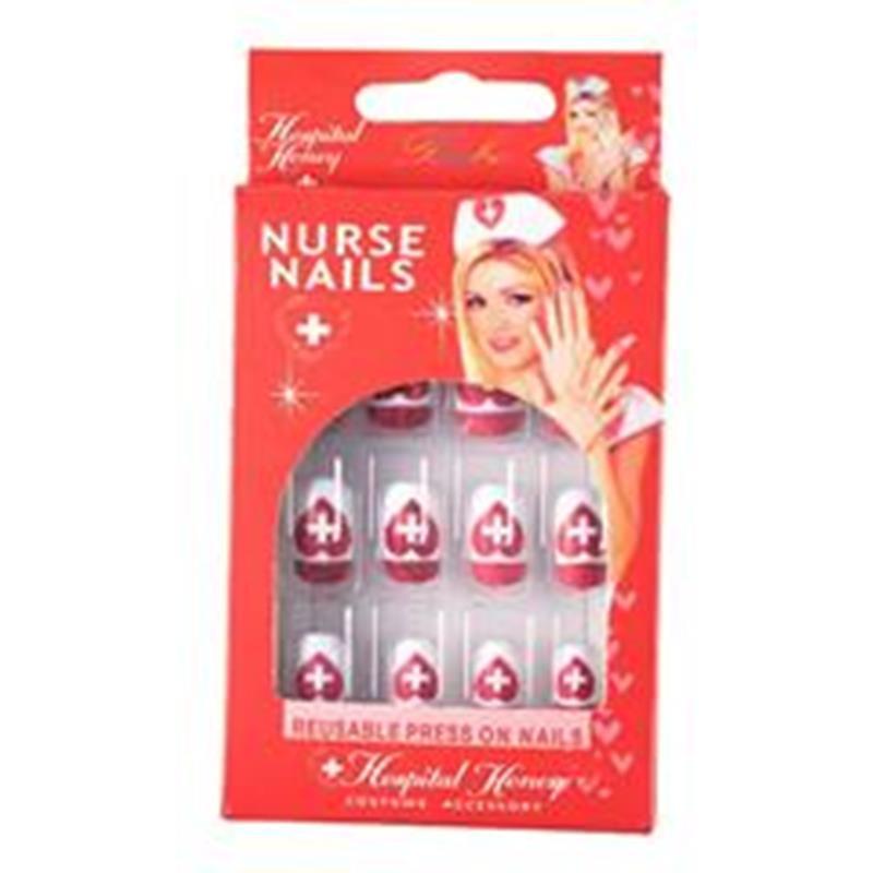 Unhas Enfermeira