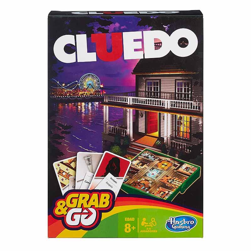 Cluedo Grab and Go