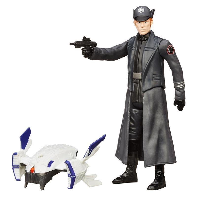 Star Wars First Order General Hux E7