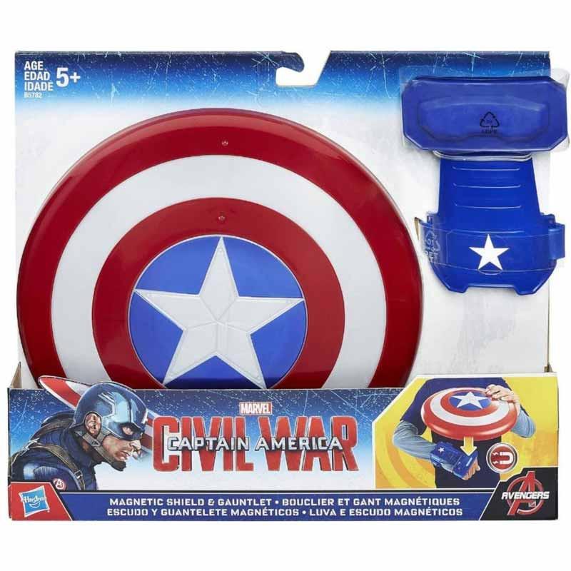 Avengers Infinity War escudo e punho Cap. América