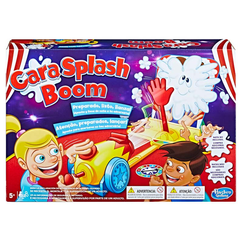 Cara Splash Boom