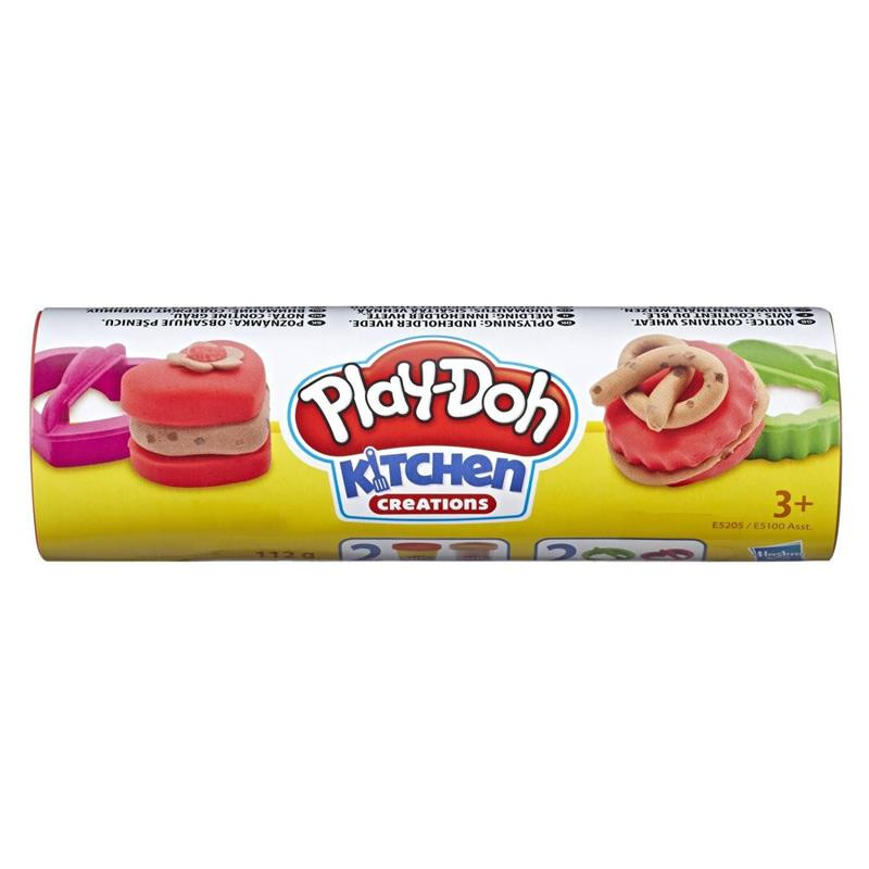 Play Doh tubo de cookies pepitas de chocolate
