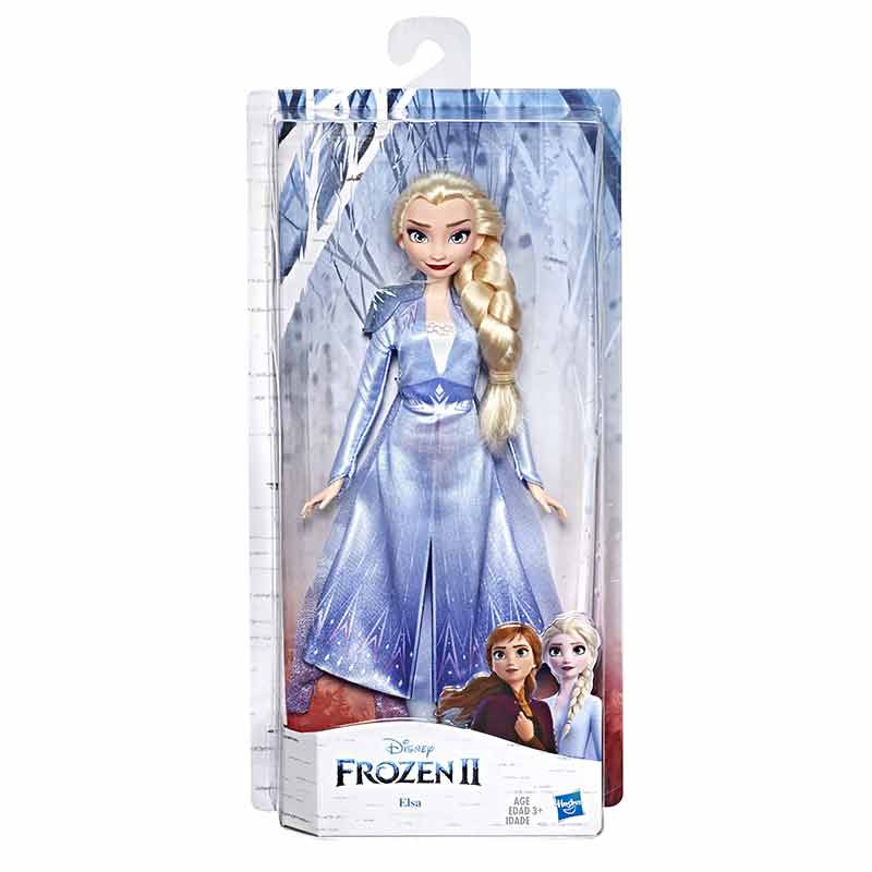 Princesas Disney Frozen Elsa