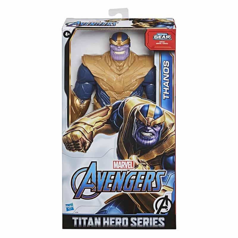 Avengers Figura Titan Deluxe Thanos