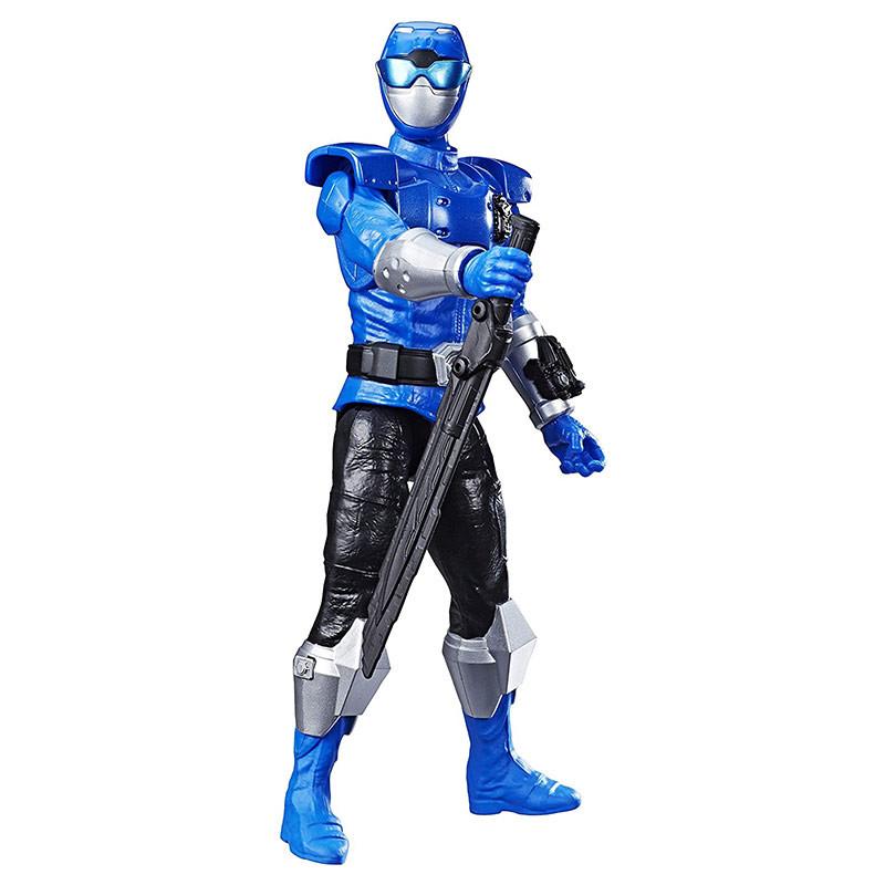 Power Ranger Beast Morphers figura Ranger azul