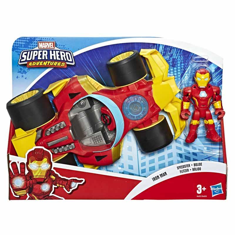 Mega Mighties super-heróis Marvel Web