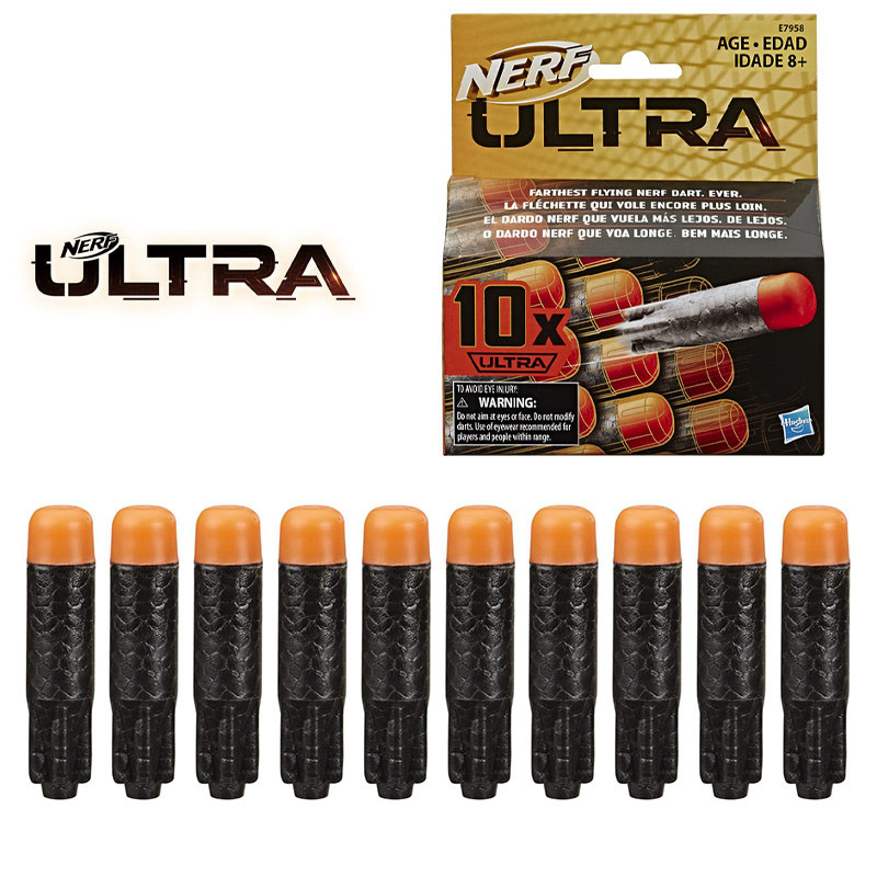 Nerf Ultra pack 10 dardos