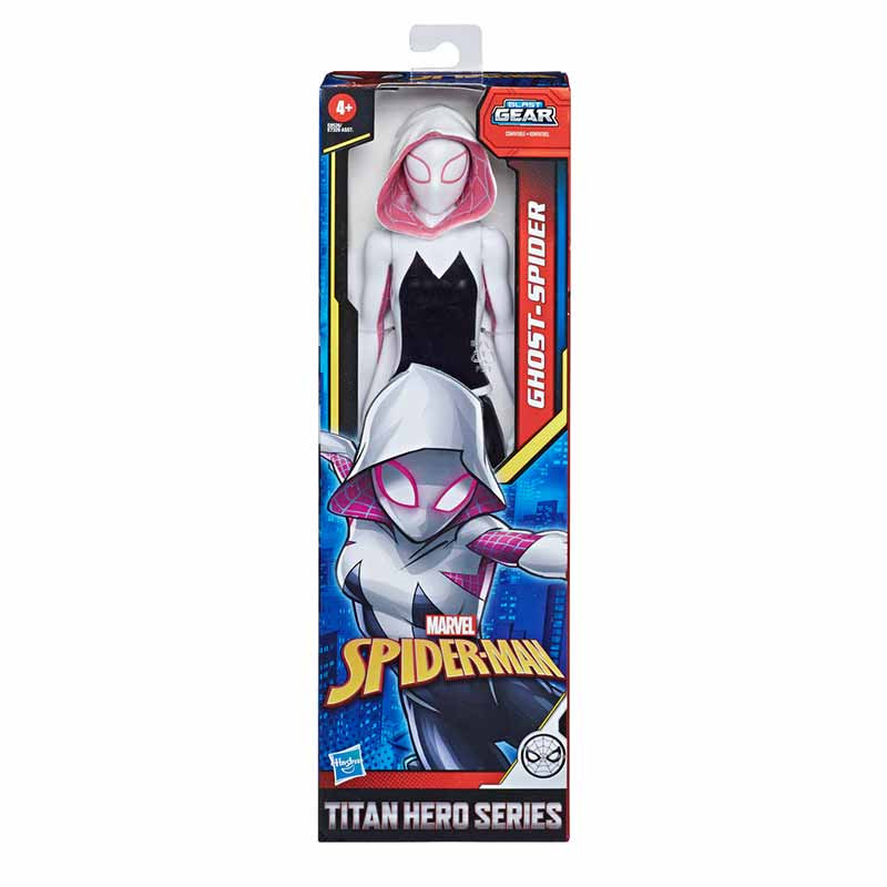 Spiderman figura articulada Ghost Spider