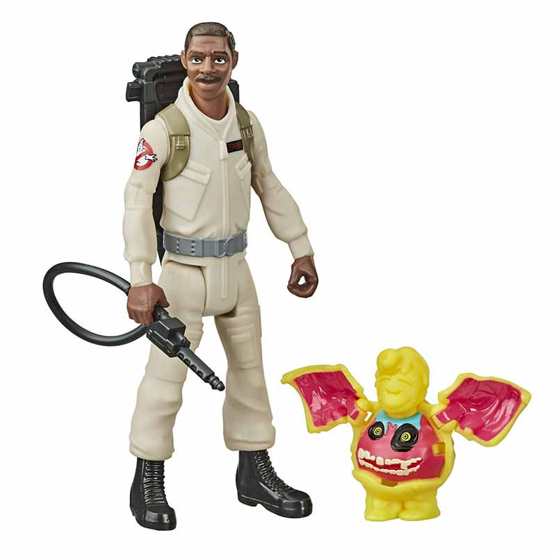 Ghostbusters figura básica Zeddemore A