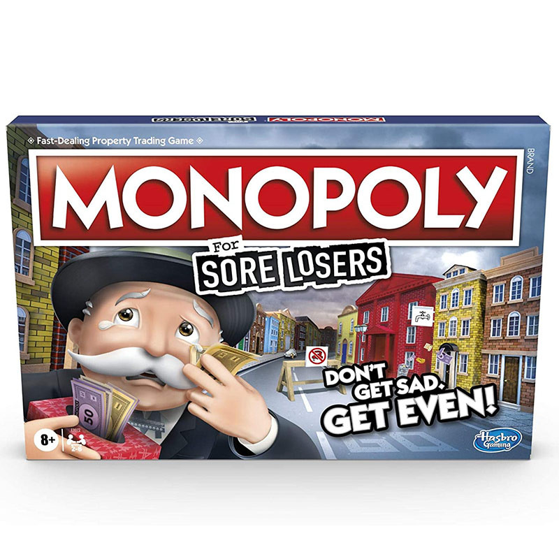 Monopoly maus perdedores