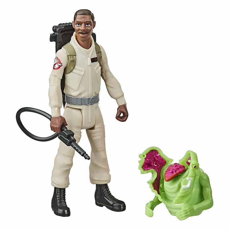 Ghostbusters figura básica Zeddemore B