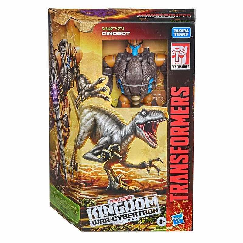 Transformers Generation WFC Dinobot
