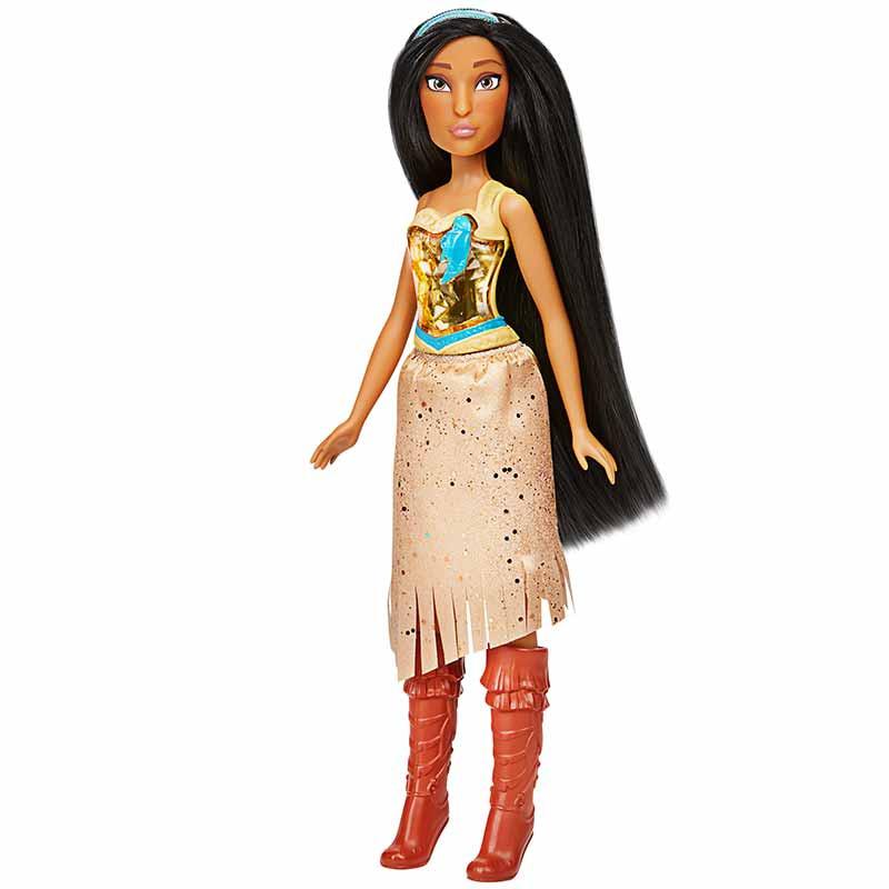 Princesas Disney brilho real Shimmer Pocahontas