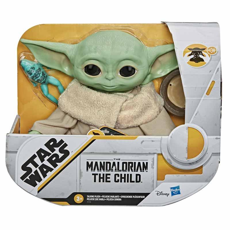 StarWars The Child Brinquedo Eletrónico de Peluche