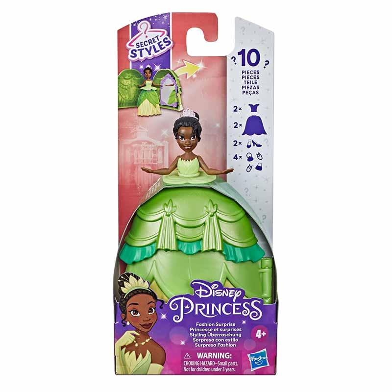 Princesas Disney miniprincesas Tiana
