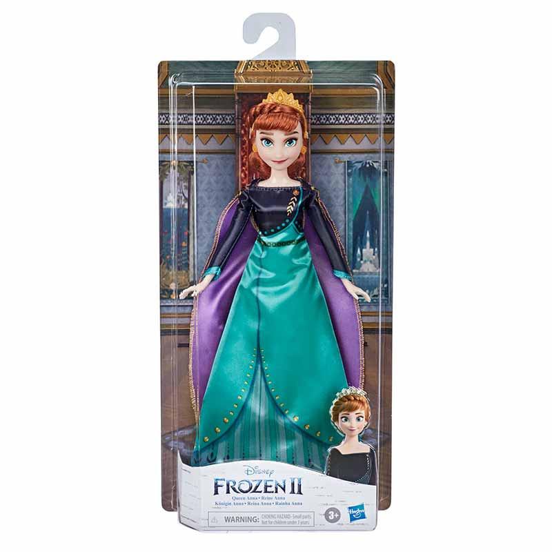 Frozen 2 Rainha Anna