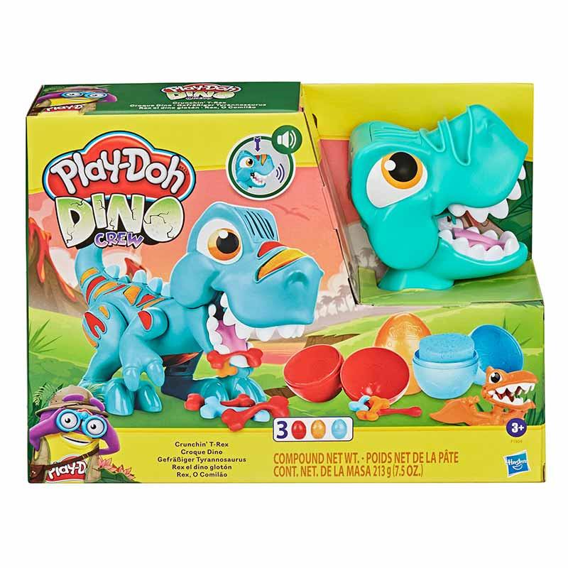 Play-Doh Rex o Comilão