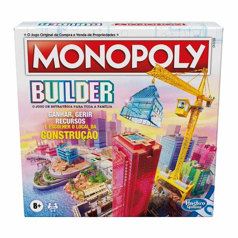 Monopoly Builder Game
