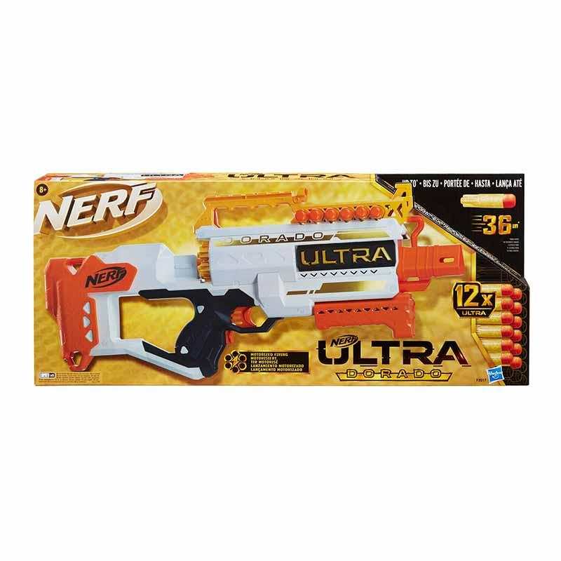 Lançador Nerf Ultra Dorado