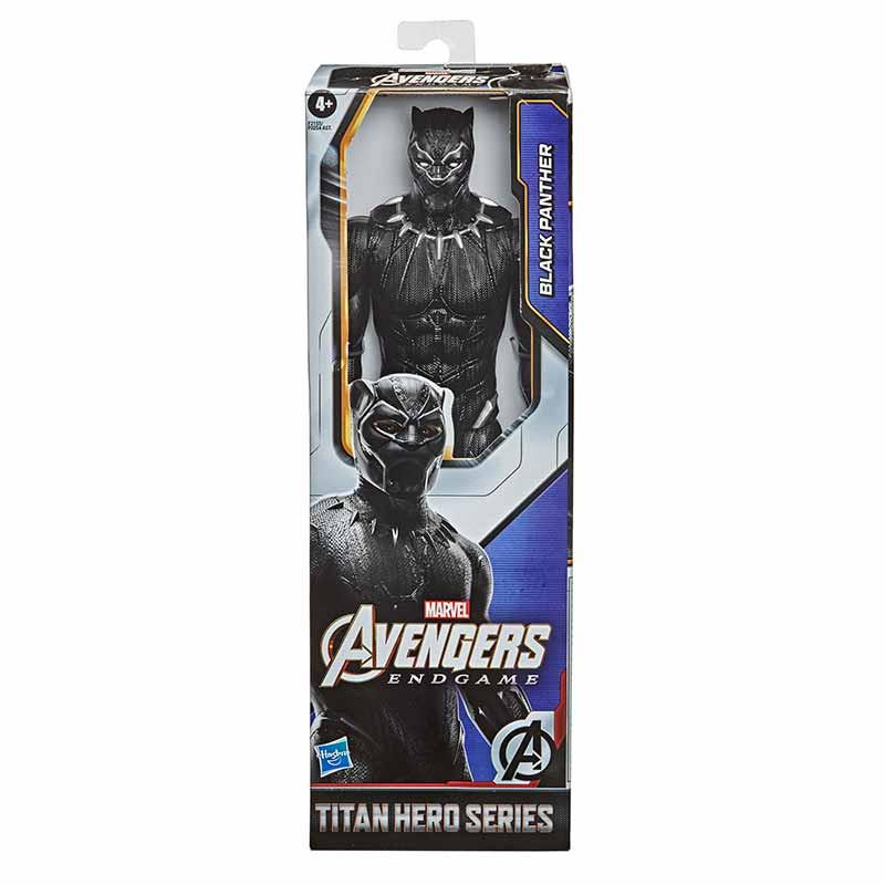 Avengers figuras titán hero Black Panther