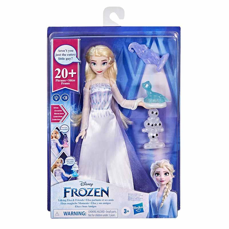 Frozen 2 magia da elsa