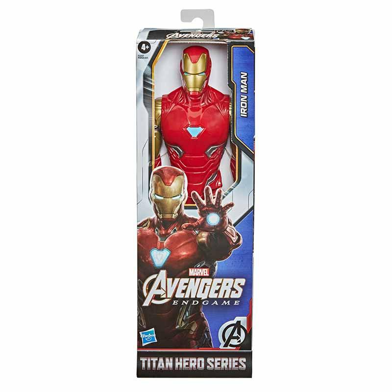Avengers figuras titán hero Iron Man