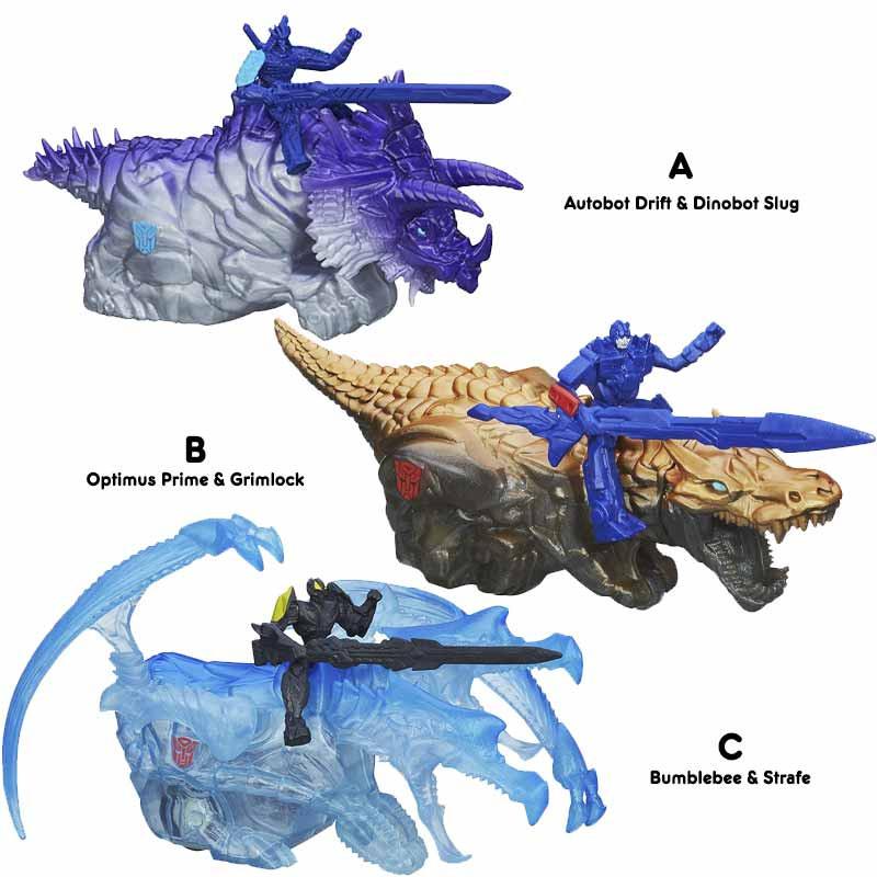 Hasbro Transformers Fig. Dino Jouster