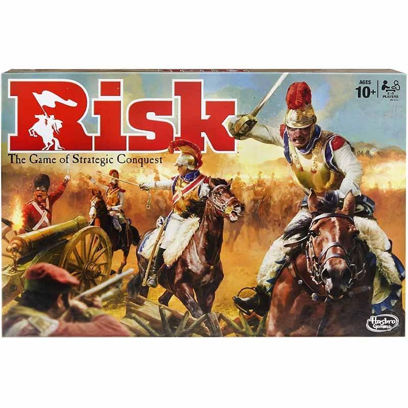 Risk - Jogo de mesa