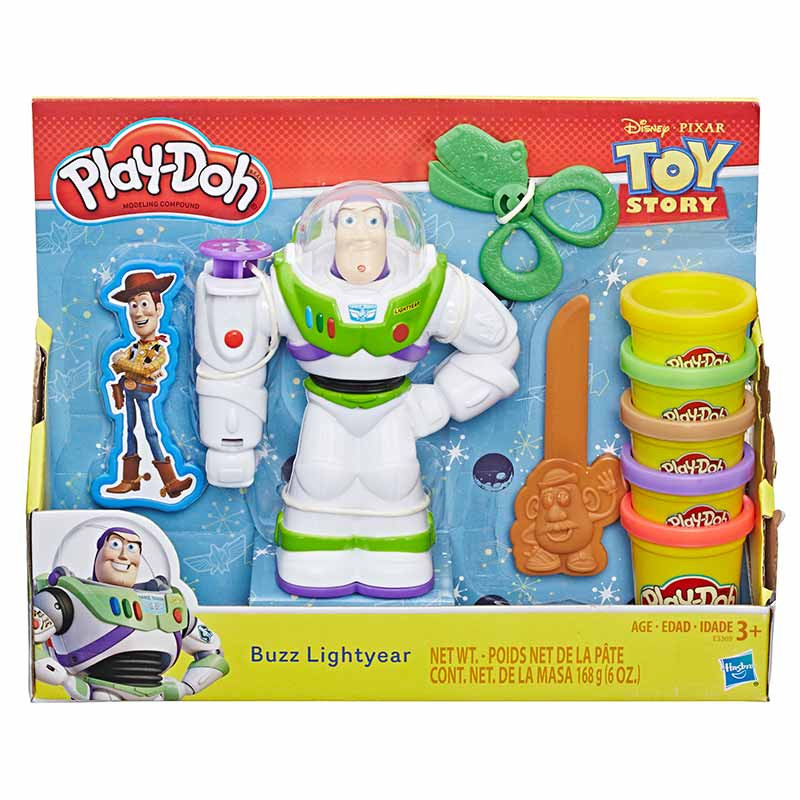 Play Doh Toy Story Buzz Lightyear
