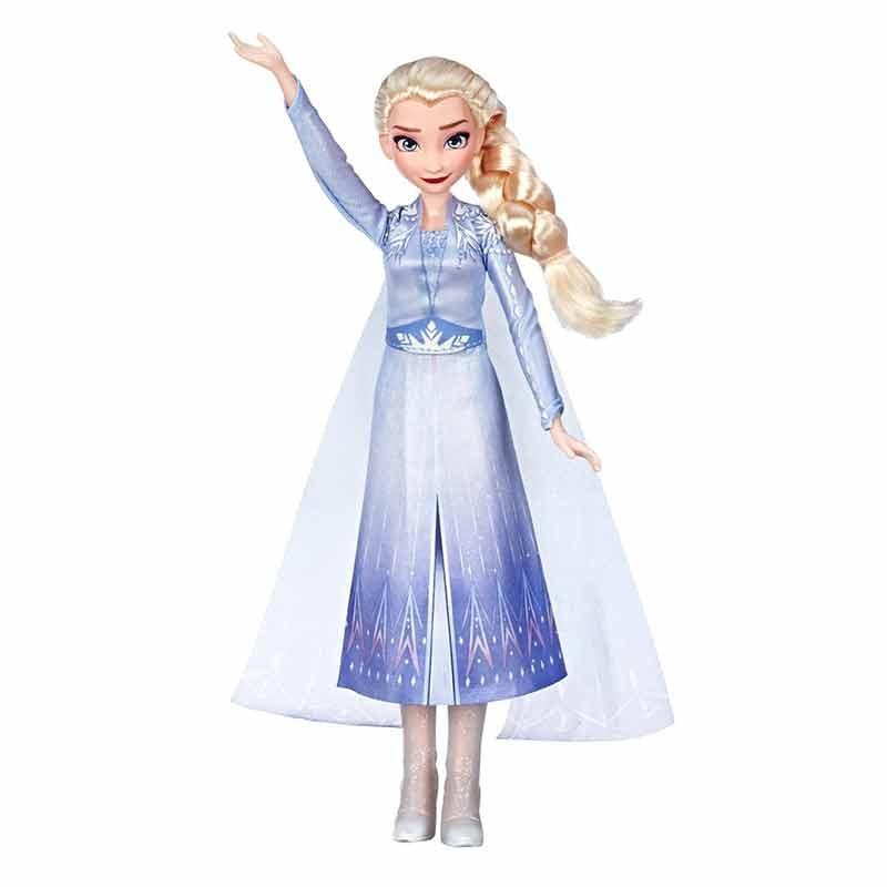 Princesa Disney Frozen Elsa cantando