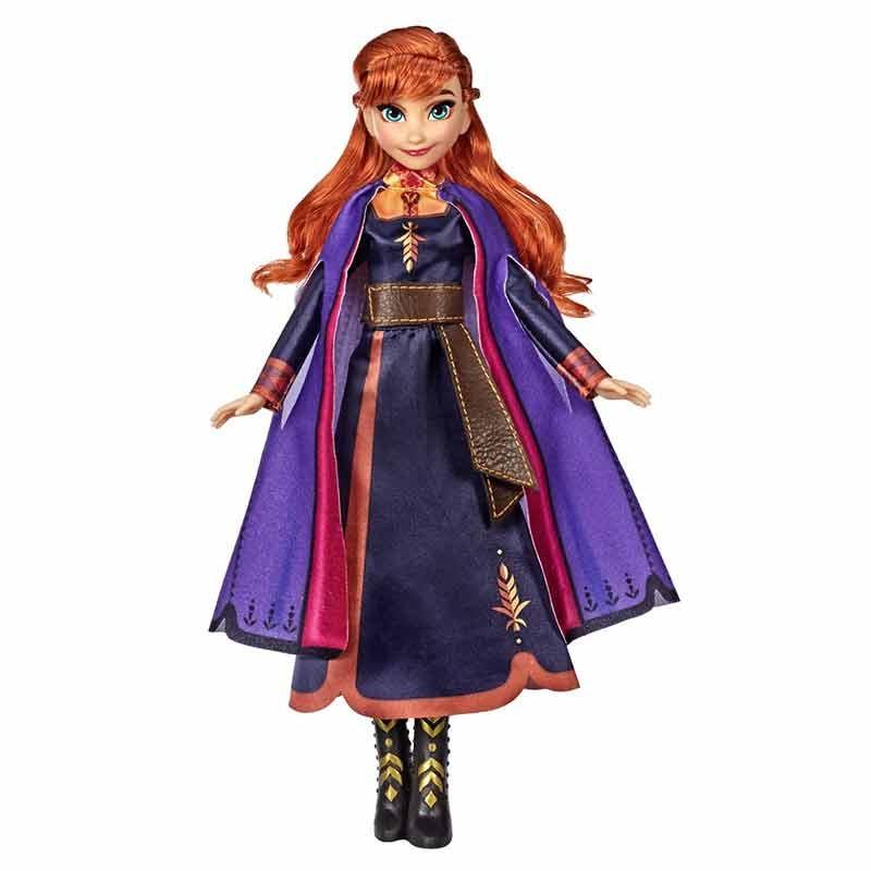 Princesas Disney Frozen Anna cantando