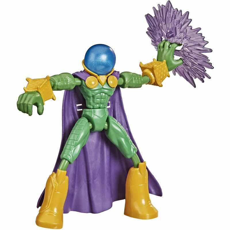 Spiderman bend and flex figura Mysterio 15 cm